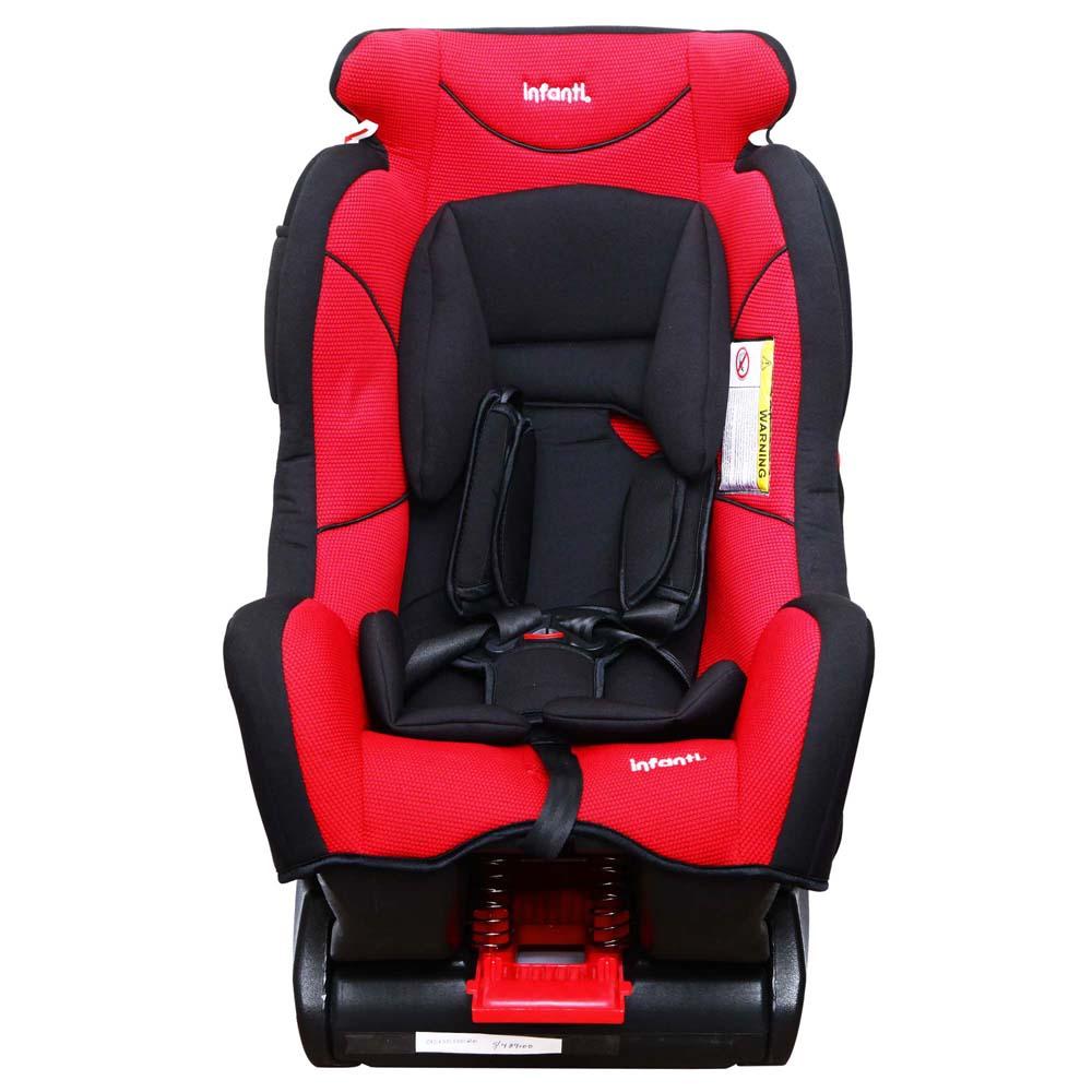 Infanti silla de auto barletta rojo wong per wong for Silla de auto infanti