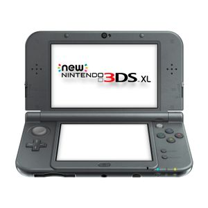 Nintendo Consola 3DS XL New Negro