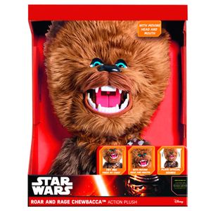Star Wars Peluche Chewbacca Roar and Rage 24 SW02260