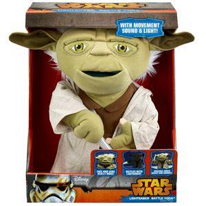 Star Wars Peluche Yoda Deluxe Plus 24