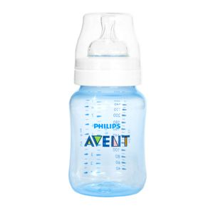 Avent-Biberon-Classic-Plus-260-ml-SCF-56517-Azul-517359_1