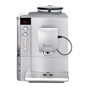 Bosch Cafetera Automática TES51521RW Plateado