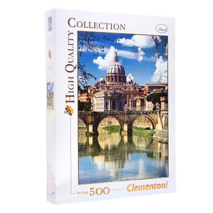 Clementoni-Rompecabezas-500-Piezas-Roma-wong-474830010