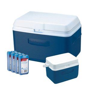 Rubbermaid-Set-Cooler-34Qt-Azul-wong-529194