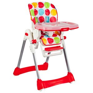 Infanti-Silla-para-Comer-Happy-Meal-Circle-Rojo-wong-543382