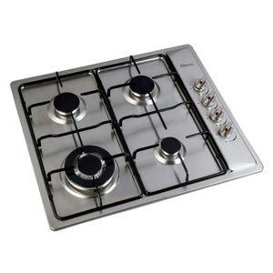 Klimatic-Cocina-Empotrable-a-Gas-4-Hornillas-Premio-I-Plateado-wong-544911
