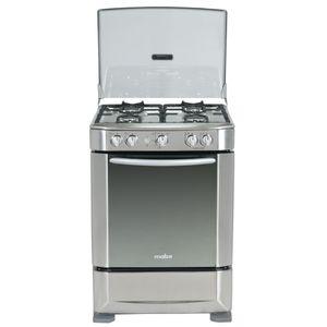 Mabe-Cocina-4-Hornillas-INGENIOUS6035PX-Plateado-545125