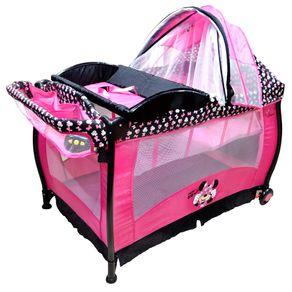 Disney-Baby-Cuna-Corral-de-viaje-Minnie-wong-546823_1