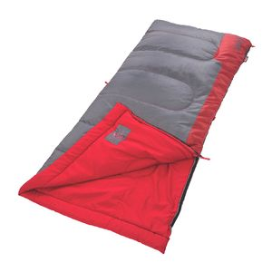 Coleman-Sleeping-Bag-Rect-Regular-Rojo-wong-548576