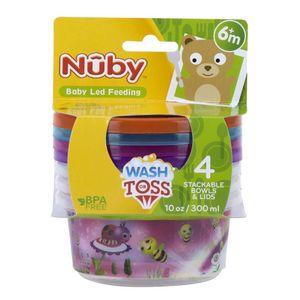 Nuby-Tappers-Estampados-con-tapa-x4-524618