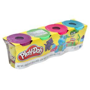 Hasbro-Play-Doh-Pack-x4-B5517-526175