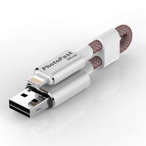 Photofast-Memorie-Cable-Blanco-64GB-560307