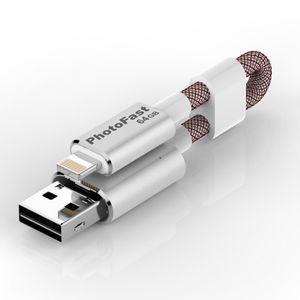 Photofast-Memorie-Cable-Blanco-64GB-560307
