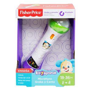 Fisher-Price-Rie-Aprende-Microfono-Graba-y-Canta-FBC20-558398