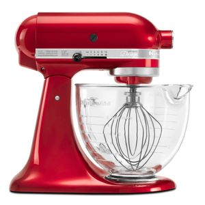KitchenAid-Batidora-Artisan-Glass-Bowl-Rojo-wong-502804