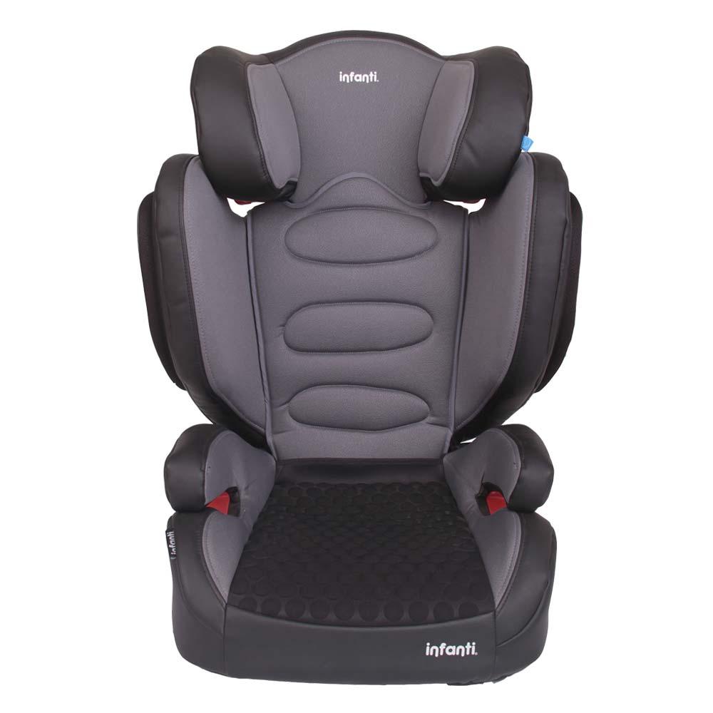 Infanti silla para auto elite premium iso gris wong per for Silla para auto infanti