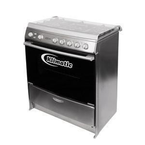 Klimatic-Cocina-de-Pie-a-Gas-5-Hornillas-Gentile-Plateado-544893