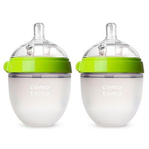 Comotomo-Biberon-Set-de-2-5oz-Verde-575039_1